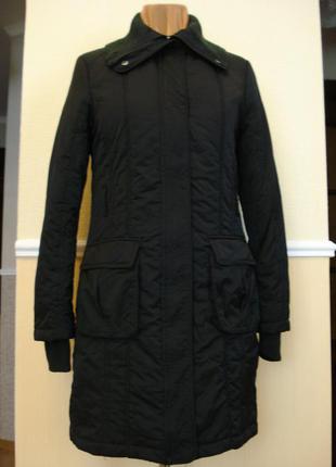 Демисезонное осеннее пальто на синтепоне