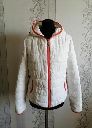 Куртка стёганая демисезон, спортивная