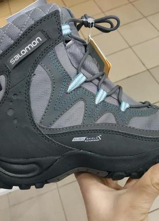 Ботинки salomon 368795