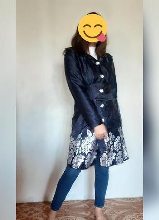 Жіноче пальто осінньо-весняне