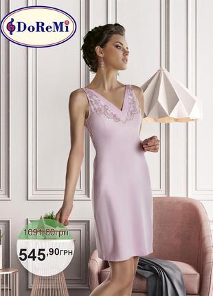 Doremi lace pink ночная сорочка