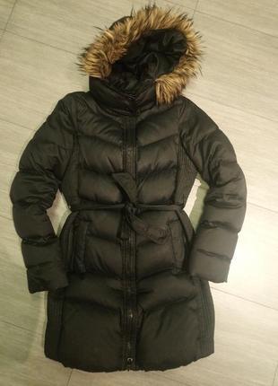 Пуховик зимняя куртка gap