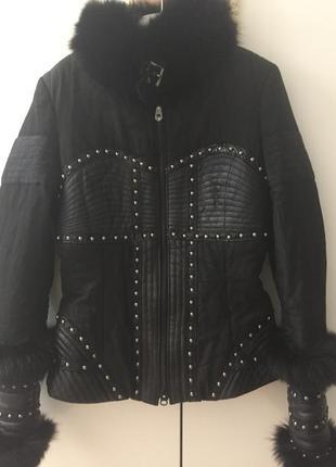 Супер стильная курточка gizia