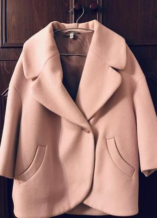 Супер стильное пальто, оверсайз🤩