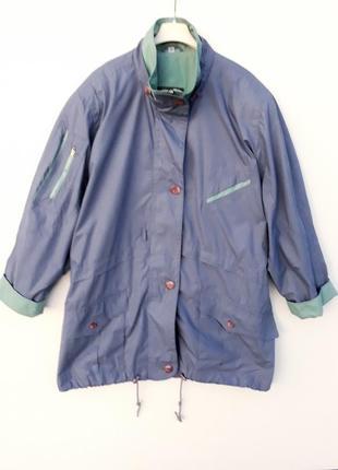 Красивая осенняя курточка большой размер