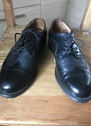 Италия !!! мужские туфли. кожа