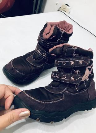 Зимние ботинки girlz only
