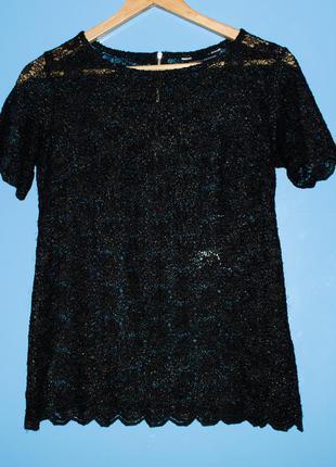 Ажурная блуза dorothy perkins
