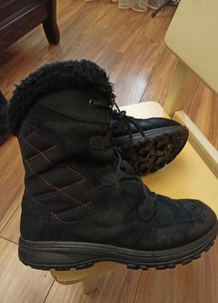 Термо ботинки,сапожки,columbia