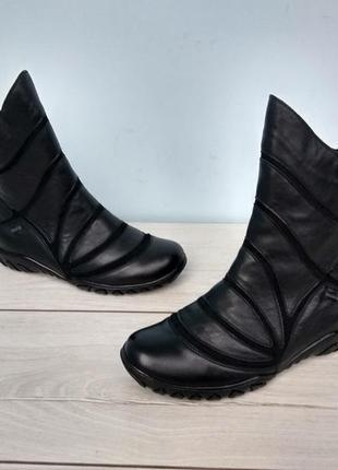 Кожаные ботинки hogl sports gore tex