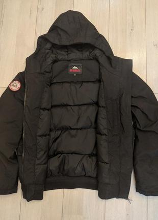 Куртка пуховик mckinley