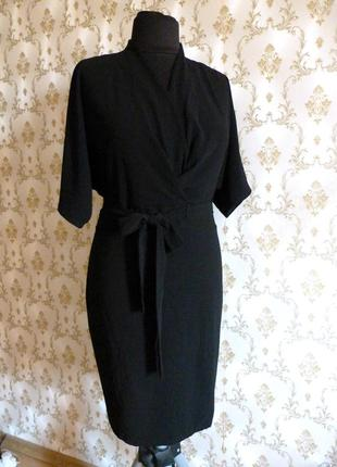 Красивое черное платье от star.