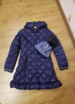 Пальто,пуховик blumarine