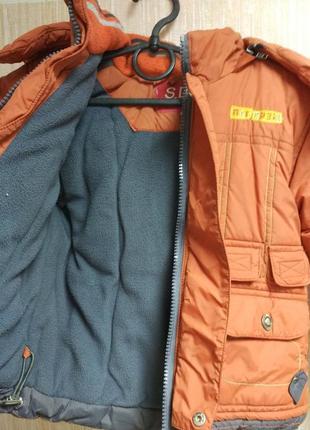Зимняя детская курточка3 фото