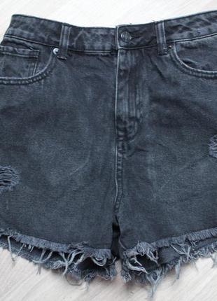 Джинсовые шорты new look, размер l