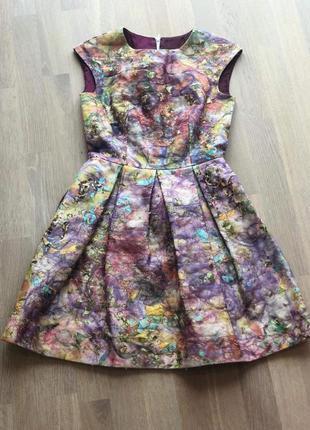 Дизайнерское платье, вечернее, на выпускной. размер 36-38, s/м