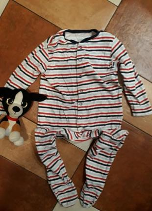 Человечек, пижама early days