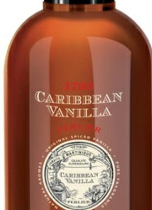 Пена, гель для ванны и душа perlier caribbean vanilla карибская ваниль, 500 мл италия