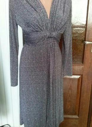 Нежное платье для беременных