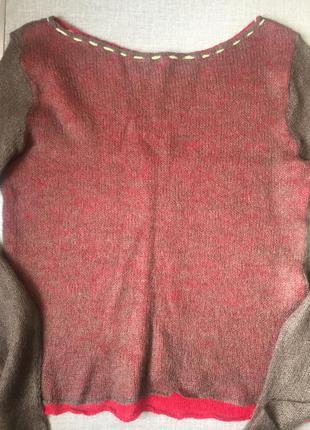 Мохеровый свитер marks & spencer