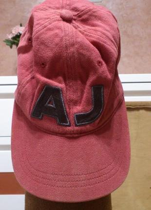 Кепка cap бейсболка armani jeans g640133