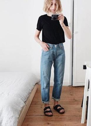 Грубые структурированные джинсы бойфренды jet jeans
