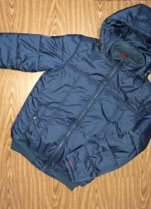 Castro зимняя мужская тёплая куртка курточка пальто