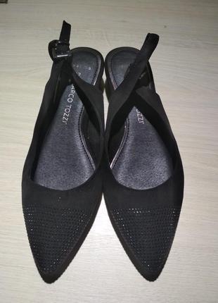 Marco tozzi туфли босоножки