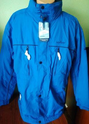 Чоловіча зимова куртка / вітро та водостійка куртка /качественная куртка kjelvik