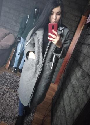 Пальто холодная осень