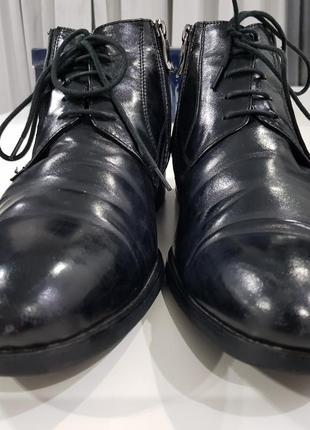 Мужские классические зимние ботинки respect, р. 42