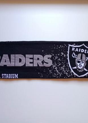 Шарф raiders nfl