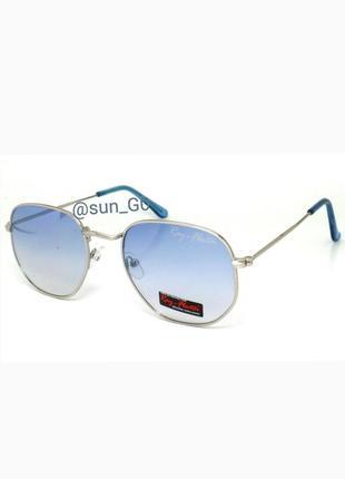 Солнцезащитные овальные очки ray flector rf917