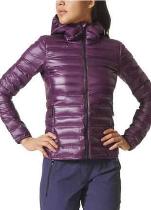 Легкая пуховая куртка adi̇das terrex оригинал1 фото