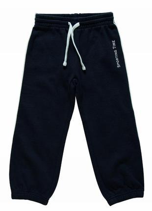 Теплые штаны на флисе chicco на 2-4 года