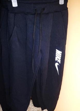 Продам тёплые спортивные штаны