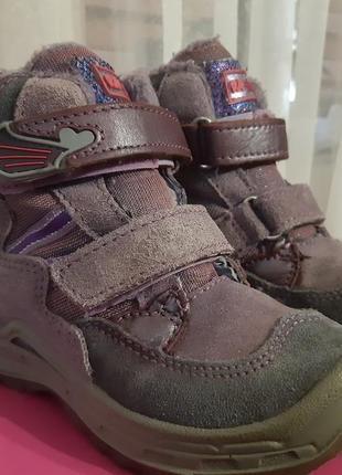 Зимові черевики elefanten