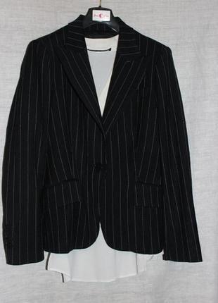 Шерстяной костюм zara