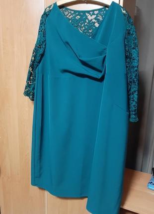 Шикарнейшое платье батального размера