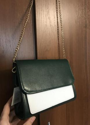 Новый клатч сумочка
