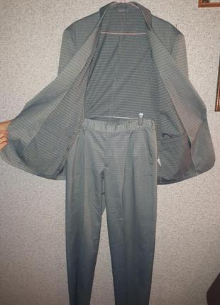 Летний мужской костюм, пр- во финляндия