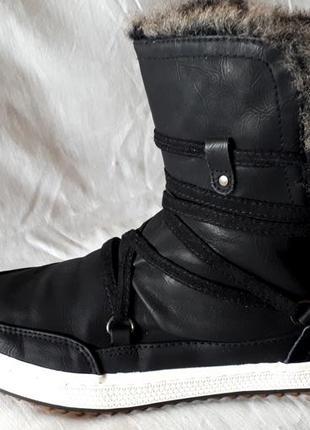 Сапоги ботинки полуботинки venice р.38 зима