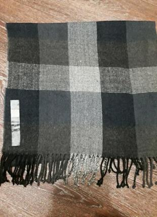 Ff мужской  широкий  шарф.