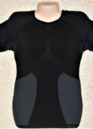 Термобелье футболка от бренда odlo оригинал