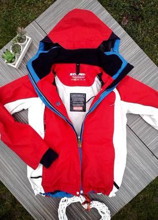 Крутая женская горнолыжная куртка everest 36 размер курточка tsc 10000