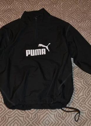 Спортивный свитер бомбер puma на 12 лет рост 152 германия оригинал