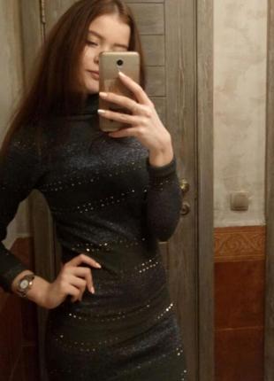 Тёплое платье roccobarocco