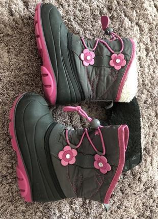 Сапоги зимние ботинки kamik