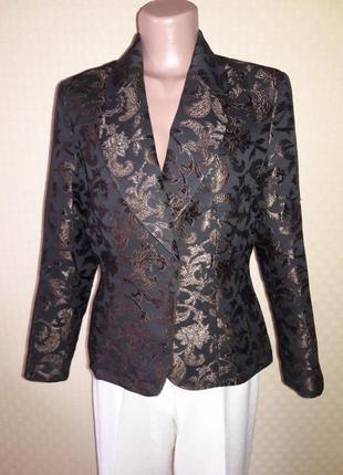 Очень красивый пиджак, жакет izzet candan