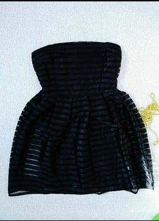 Платье с пышной юбкой h&m